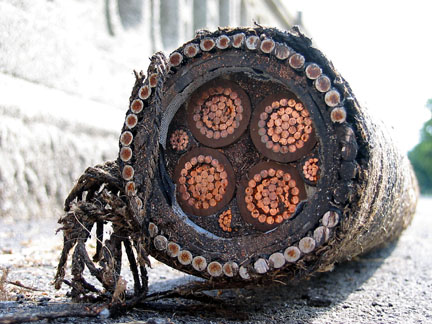 Bakker Metal Recycling - Cable